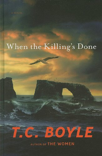 9781410434944: When the Killing's Done (Thorndike Press Large Print Core Series)
