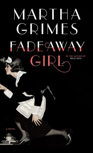 9781410434968: Fadeaway Girl (Thorndike Press Large Print Basic Series)