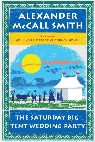 9781410435132: The Saturday Big Tent Wedding Party (Wheeler Hardcover)