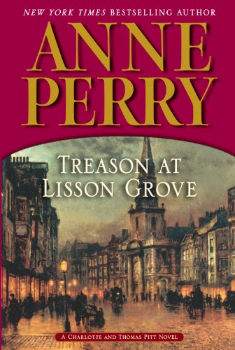 9781410435224: Treason at Lisson Grove (Thorndike Press Large Print Basic)
