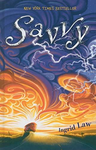9781410435309: Savvy (Thorndike Press Large Print Literacy Bridge Series)