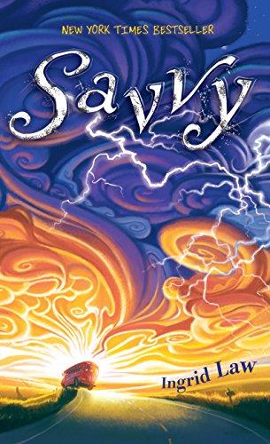 9781410435309: Savvy (Thorndike Literacy Bridge Middle Reader)
