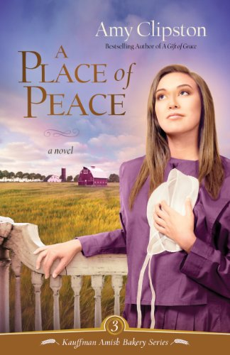 9781410435675: A Place of Peace (Kauffman Amish Bakery)