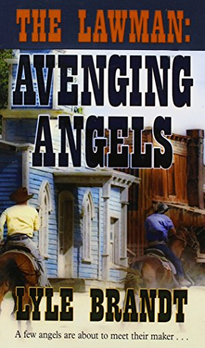 9781410435750: The Lawman Avenging Angels (Thorndike Large Print Western)