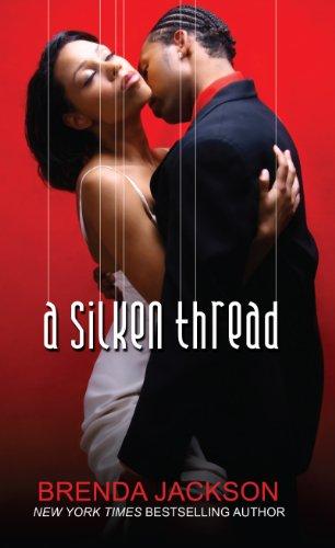 9781410435859: A Silken Thread (Thorndike Press Large Print African American Series)