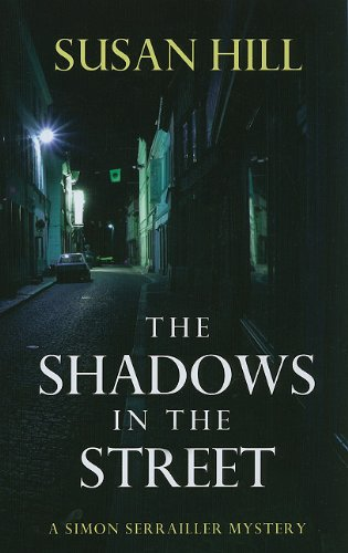 9781410436207: The Shadows in the Street (Thorndike Large Print Crime Scene)