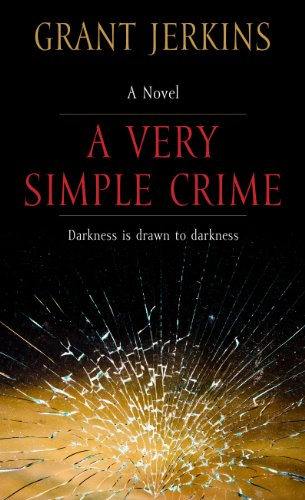 9781410436283: A Very Simple Crime (Thorndike Press Large Print Reviewers' Choice)