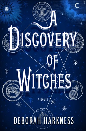 9781410436337: A Discovery of Witches (Thorndike Press Large Print Basic Series)