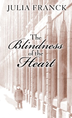 9781410436399: The Blindness of the Heart (Thorndike Press Large Print Core Series)