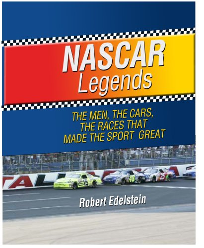 9781410436597: NASCAR Legends: The Men, the Cars, the Races that Made the Sport Great (Thorndike Nonfiction)