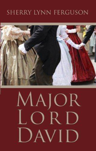 9781410436801: Major Lord David (Thorndike Clean Reads)