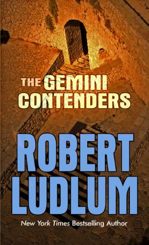 9781410436849: The Gemini Contenders (Thorndike Press Large Print Famous Authors Series)