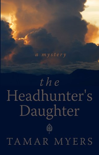 9781410436870: The Headhunters Daughter (Kennebec Large Print Superior Collection)