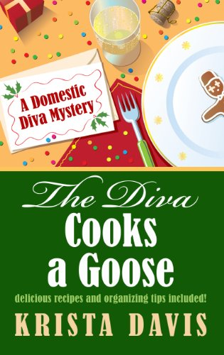 9781410436900: The Diva Cooks A Goose (A Domestic Diva Mystery)