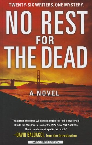 No Rest for the Dead (Thorndike Press: Gulli, Andrew F.,