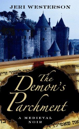 9781410437006: The Demon's Parchment (Crispin Guest Medieval Noir)