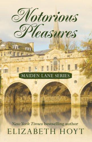 9781410437020: Notorious Pleasures (Thorndike Press Large Print Core Series) (Maiden Lane)