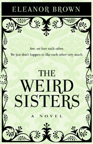 9781410437051: The Weird Sisters (Thorndike Press Large Print Basic Series)