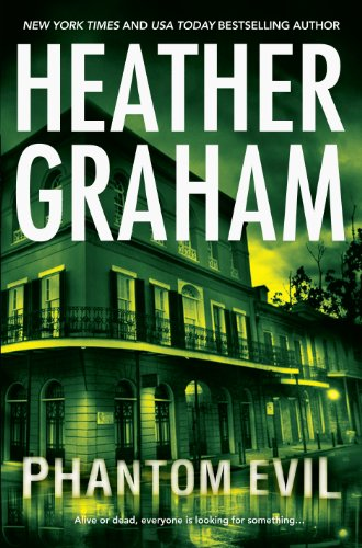 9781410437129: Phantom Evil (Krewe of Hunter's - Thorndike Press Large Print Core Series)