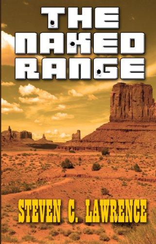 9781410437259: The Naked Range (Wheeler Large Print Western)