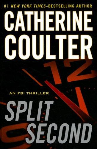 9781410438263: Split Second (FBI Thriller)