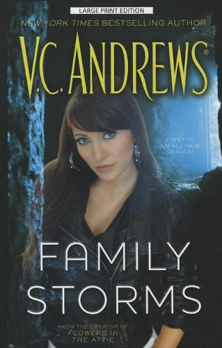 9781410438362: Family Storms (Thorndike Press Large Print Core Series)