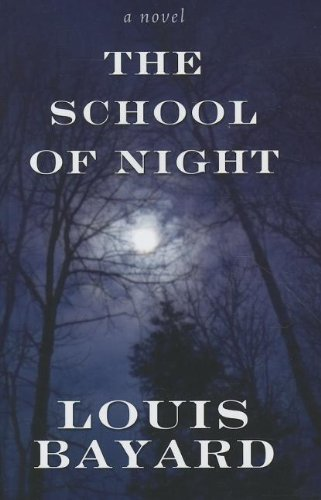 9781410438607: The School of Night (Wheeler Large Print Book Series)