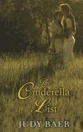 9781410438669: The Cinderella List (Thorndike Christian Fiction)