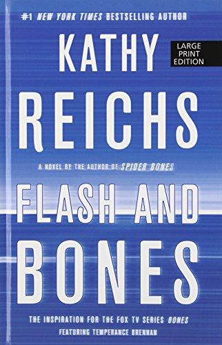 9781410438898: Flash and Bones (Wheeler Large Print Book Series)