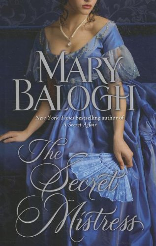 9781410438911: The Secret Mistress (Thorndike Press Large Print Basic Series)