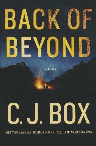 9781410438997: Back of Beyond (Thorndike Press Large Print Core Series)