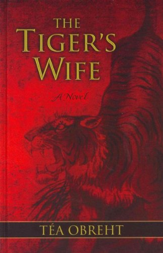 9781410439383: The Tiger's Wife (Wheeler Large Print Book Series)