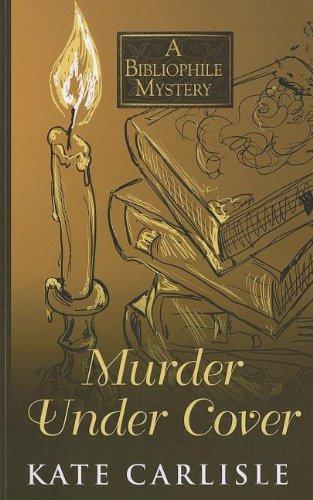 9781410439451: Murder Under Cover (A Bibliophile Mystery)