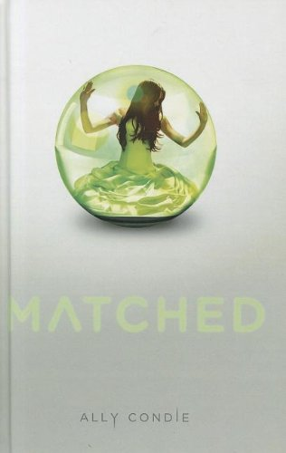 9781410439543: Matched (Thorndike Press Large Print Literacy Bridge Series)