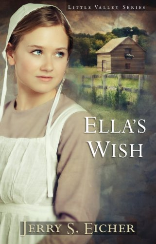9781410439871: Ella's Wish (Little Valley; Thorndike Press Large Print Christian Romance Series)