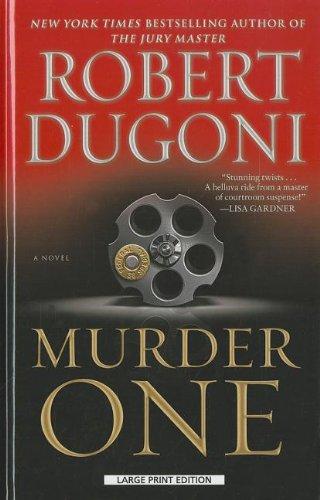 9781410439925: Murder One (Thorndike Press Large Print Thriller)