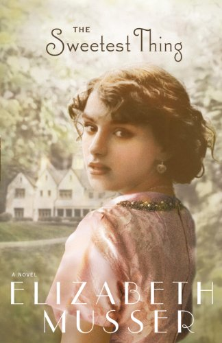 9781410439949: The Sweetest Thing (Thorndike Press Large Print Christian Historical Fiction)