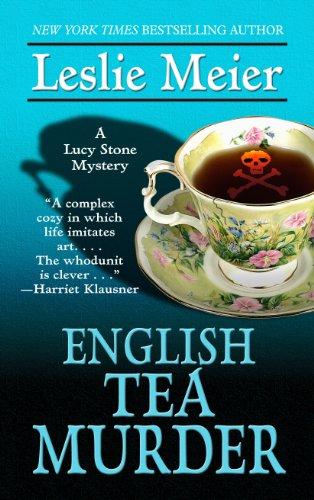 Image result for english tea Murder by Leslie Meier
