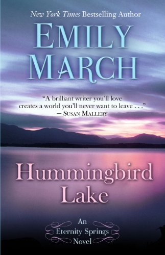 9781410440297: Hummingbird Lake (Eternity Springs Novels)