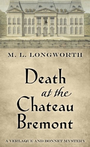 9781410440389: Death at the Chateau Bremont (A Verlaque and Bonnet Mystery: Thorndike Press Large Print Mystery Series)