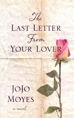 9781410440570: The Last Letter from Your Lover