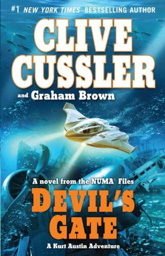 9781410440730: Devil's Gate: A Novel from the NUMA Files (Kurt Austin Adventures)