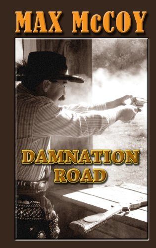 9781410440877: Damnation Road (Thorndike Large Print Western Series)