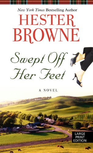 Swept Off Her Feet (Wheeler Large Print Book Series): Browne, Hester