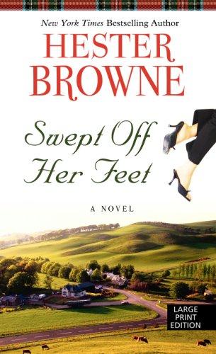 9781410440945: Swept Off Her Feet (Wheeler Large Print Book Series)