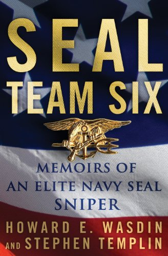 9781410441331: SEAL Team Six: Memoirs of an Elite Navy SEAL Sniper (Thorndike Press Large Print Biography Series)