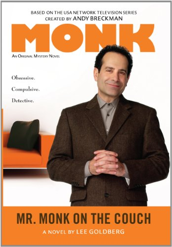 9781410441416: Mr. Monk on the Couch (Thorndike Press Large Print Mystery)