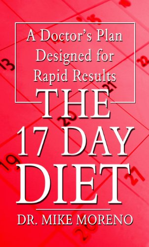 9781410441492: The 17 Day Diet: A Doctor's Plan Designed for Rapid Results (Thorndike Press Large Print Health, Home & Learning)