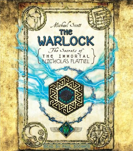 The Warlock: The Secrets Of The Immortal Nicholas Flamel (9781410441577) by Michael Scott