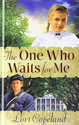 9781410441669: The One Who Waits for Me (Thorndike Press Large Print Christian Historical)